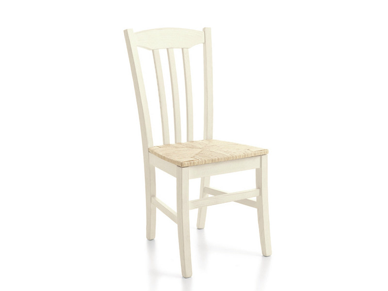 Straw chair CHENZIA | Straw chair by Scandola Mobili