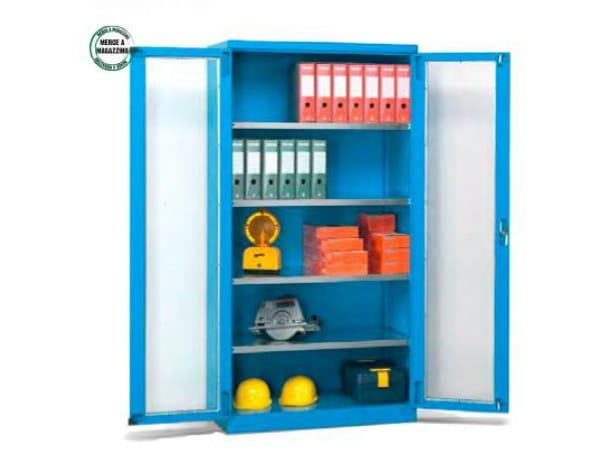 Heavy duty storage cabinet 03012 | Heavy duty storage cabinet by Castellani.it