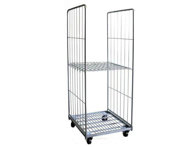 Warehouse cart ROLL01 by Castellani.it