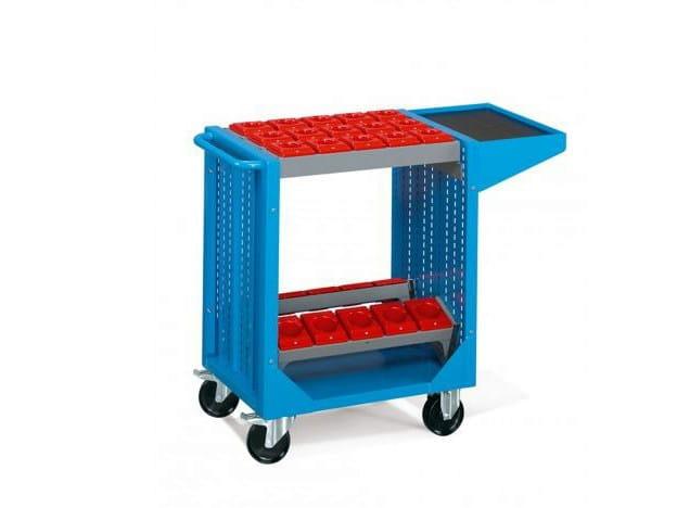 Warehouse cart 16004 | Warehouse cart by Castellani.it