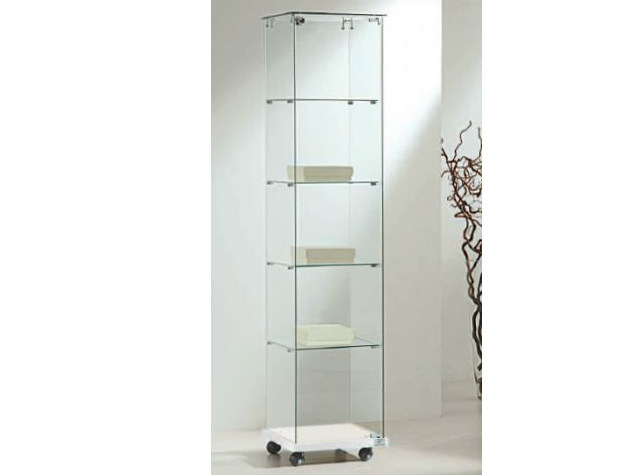 Retail display case with casters VE40180E | Retail display case by Castellani.it