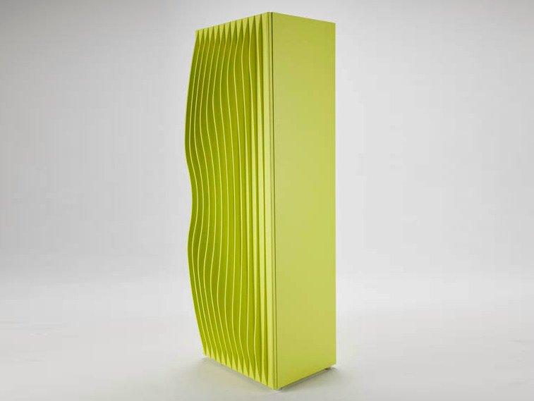 Lacquered highboard BLEND | Highboard by horm