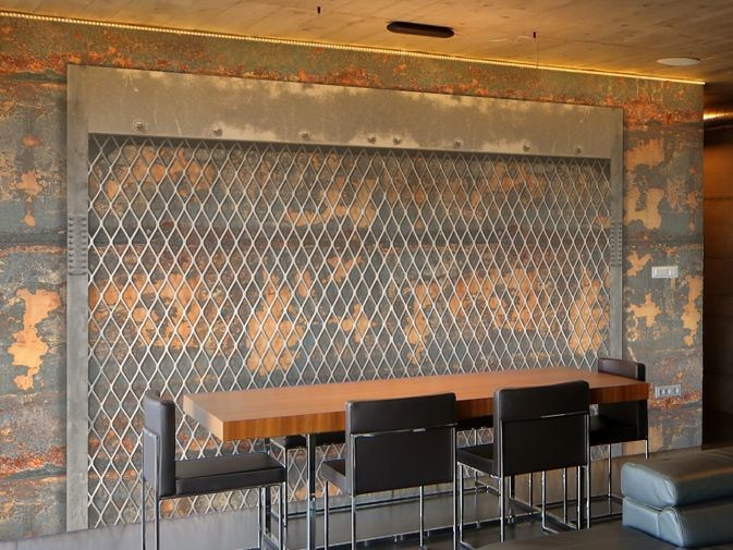 Wall effect vinyl wallpaper EXCESS by GLAMORA