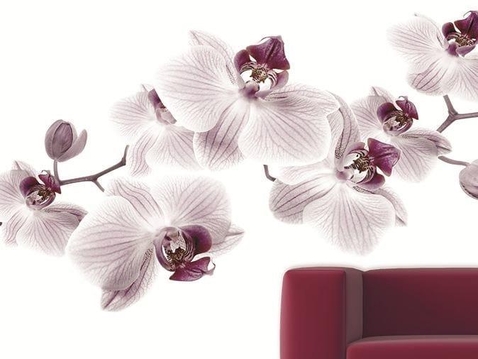 Vinyl wallpaper with floral pattern GLITTER DIVA by GLAMORA