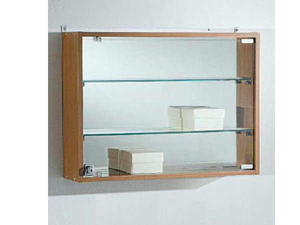 Wall-mounted retail display case VE60/45BA | Retail display case by Castellani.it
