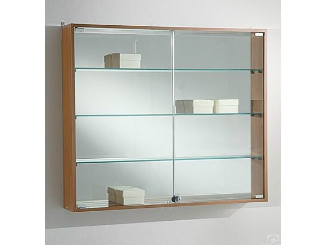 Wall-mounted retail display case VE95/80BA | Retail display case by Castellani.it