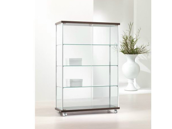 Retail display case with casters VE93/14 | Retail display case by Castellani.it