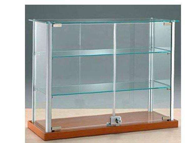 Floor-standing retail display case VE6/5 | Retail display case by Castellani.it