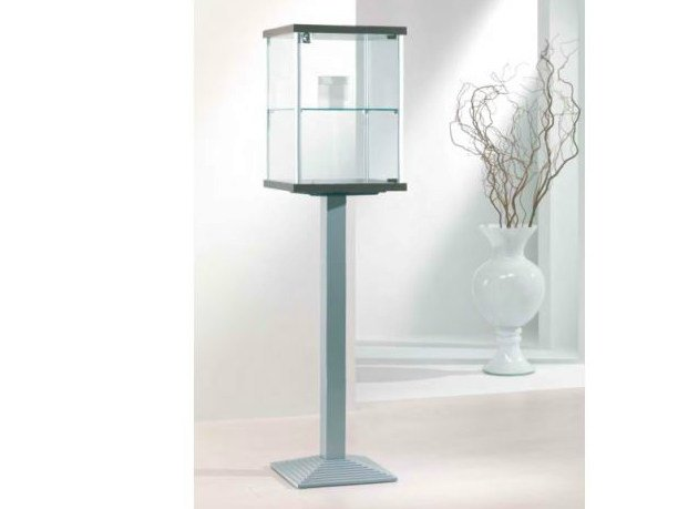 Floor-standing retail display case VE2/PF | Retail display case by Castellani.it