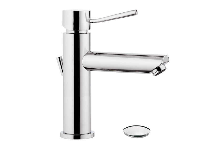 Countertop 1 hole washbasin mixer MINIMAL | Countertop washbasin mixer by Remer Rubinetterie