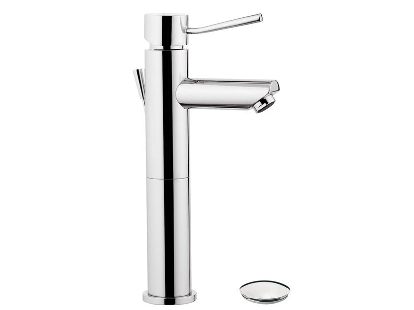 Countertop 1 hole washbasin mixer MINIMAL | 1 hole washbasin mixer by Remer Rubinetterie