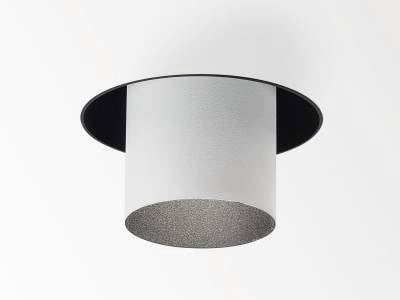 LED ceiling recessed spotlight SPY TRIMLESS 2733 by Delta Light