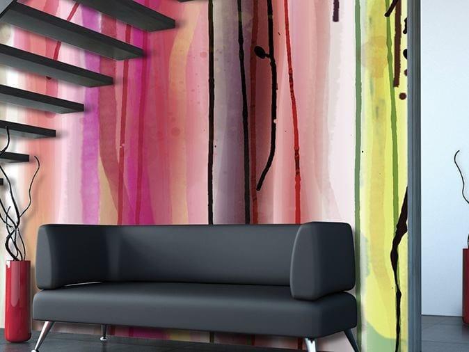 Vinyl wallpaper AFRODISIA by GLAMORA