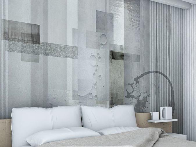 Motif vinyl wallpaper AMOR FATI by GLAMORA