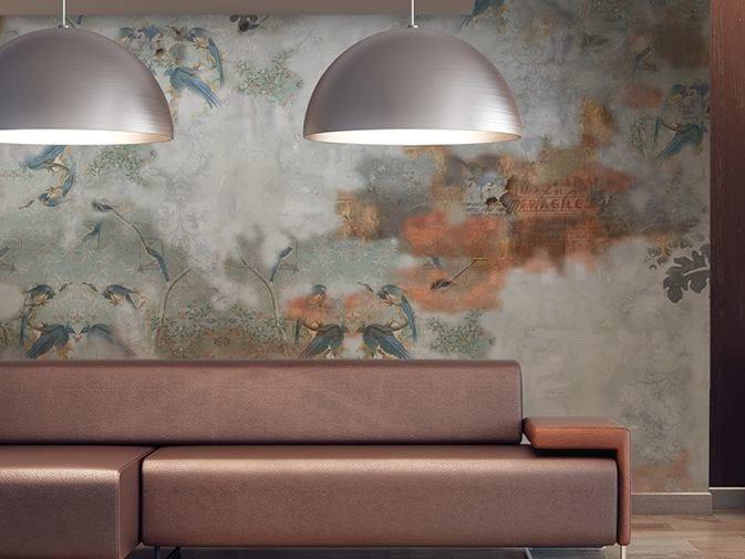 Vinyl wallpaper ALCHEMY by GLAMORA