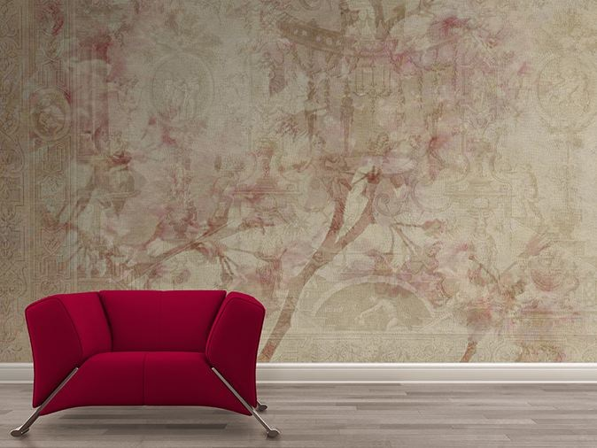 Vinyl wallpaper TABOO by GLAMORA