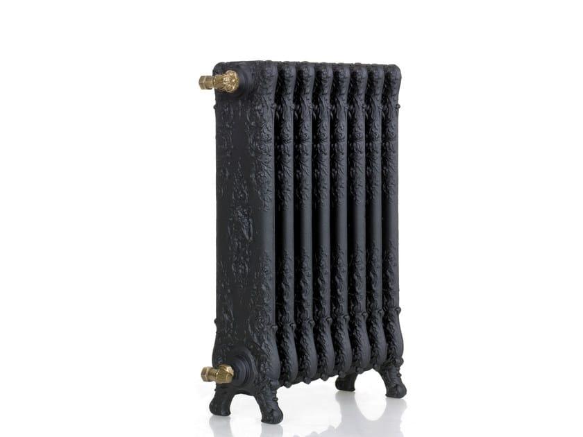 Floor-standing cast iron decorative radiator TRIOMPHE by Cinier