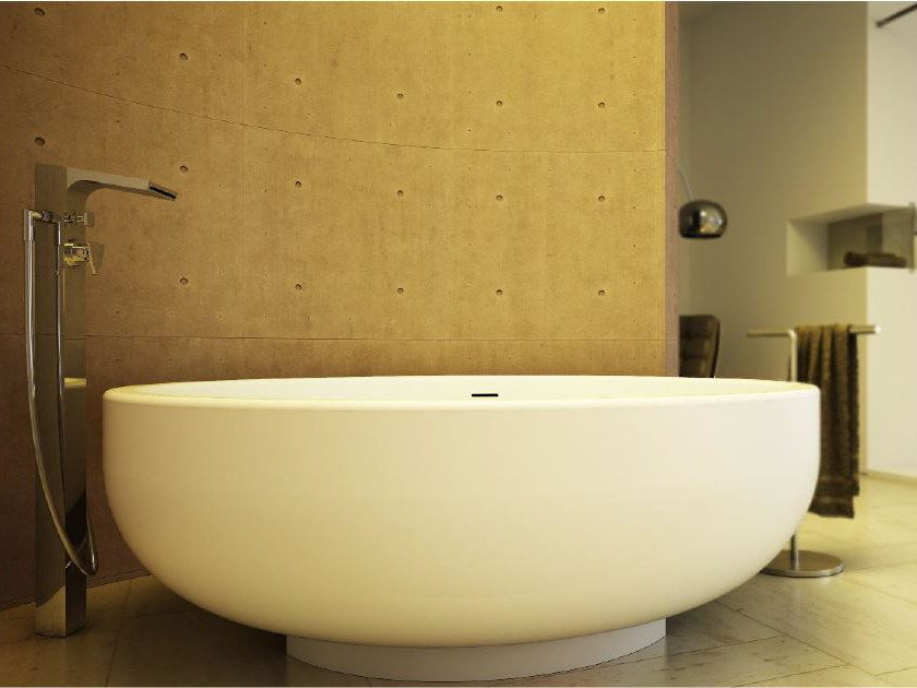 Vasca Da Bagno Rotonda Prezzi : Vasca da bagno rotonda gold tub dimasi bathroom