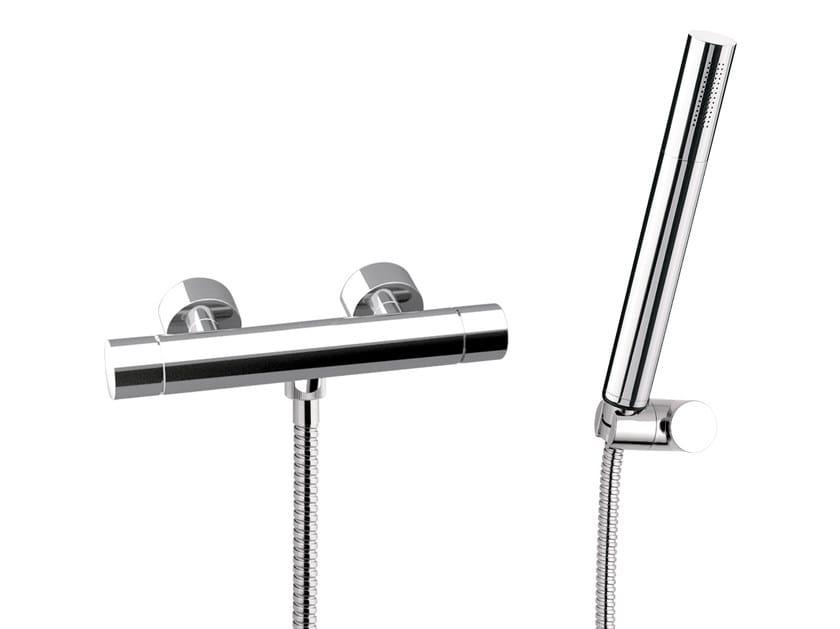 MINIMAL THERMO | Rubinetto per doccia con doccetta