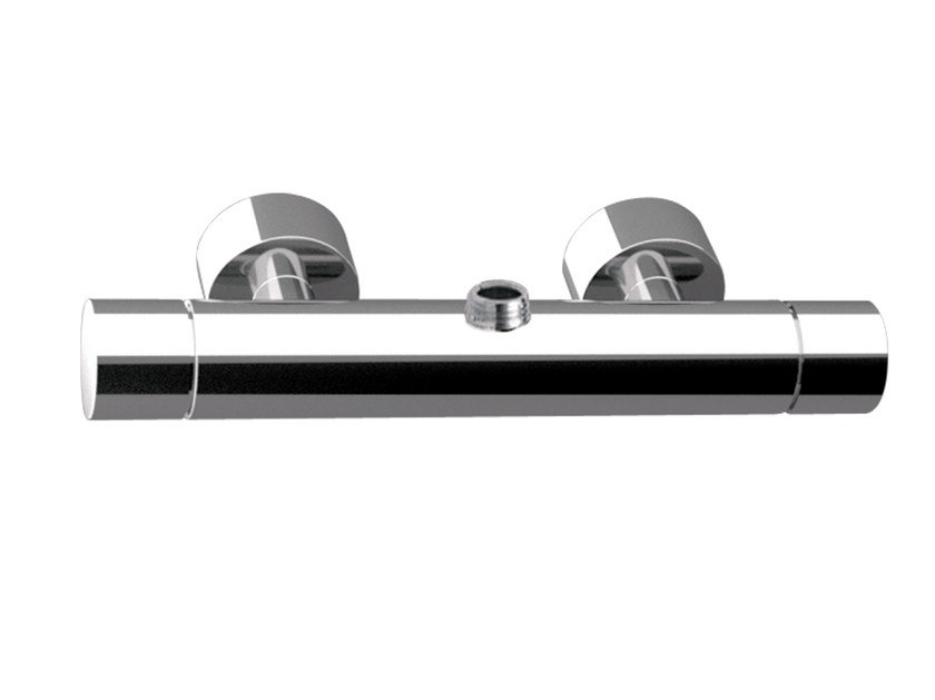 Single handle shower tap MINIMAL THERMO | Shower tap by Remer Rubinetterie
