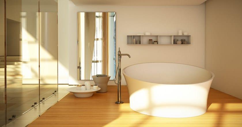 Vasca Da Bagno Rotonda : Vasca da bagno rotonda evoque tub dimasi bathroom