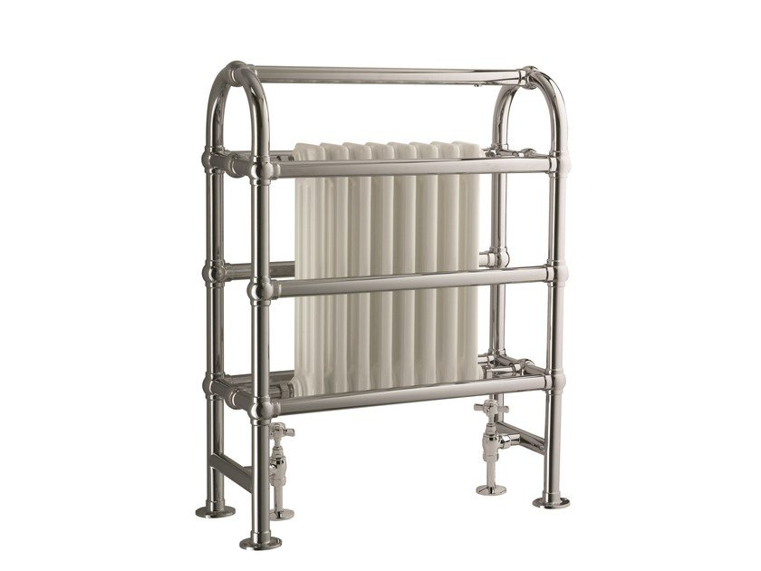 Cast iron towel warmer REGENCE by Cinier