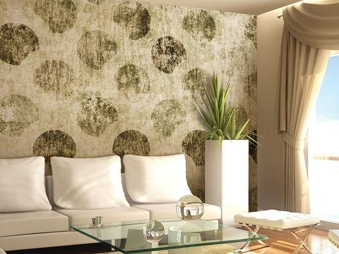 Motif vinyl wallpaper MEDLEY by GLAMORA