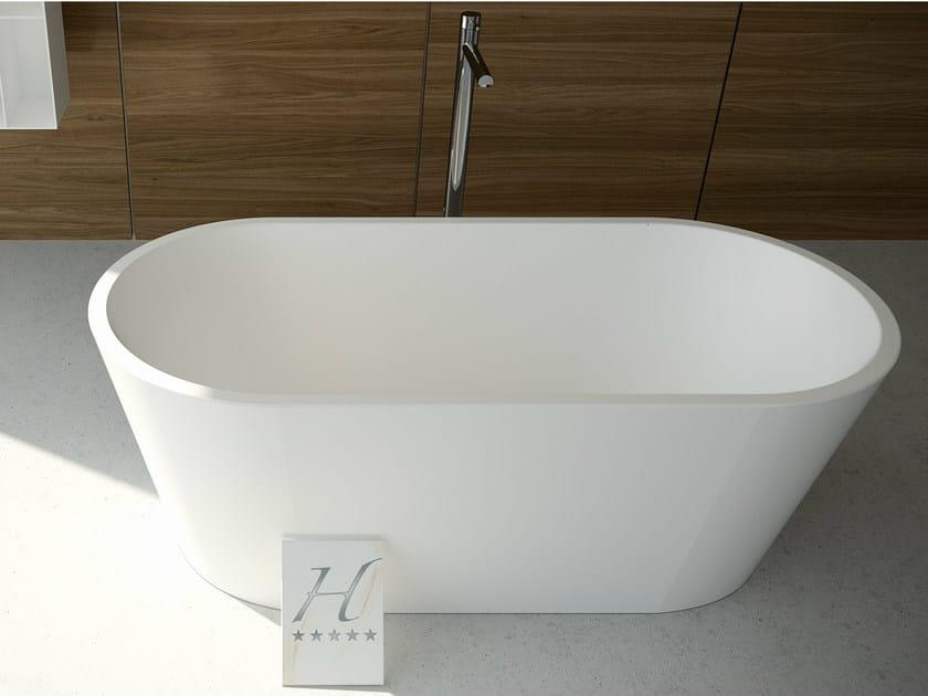 Oval bathtub DIAMOND TUB By DIMASI BATHROOM