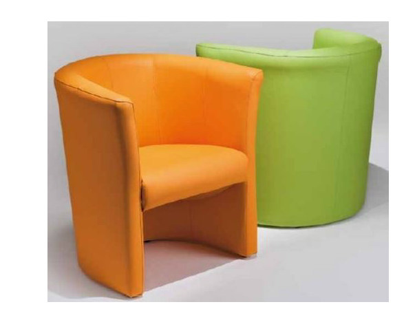 Guest chair LUNA | Easy chair by Castellani.it