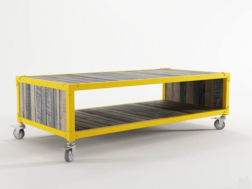 AK- 14 | Tavolino con ruote By KARPENTER design Hugues Revuelta