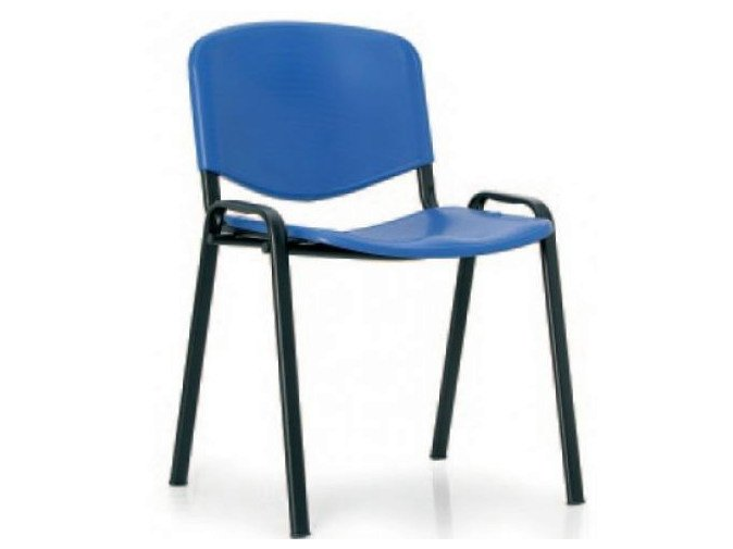 Plastic chair ITS by Castellani.it