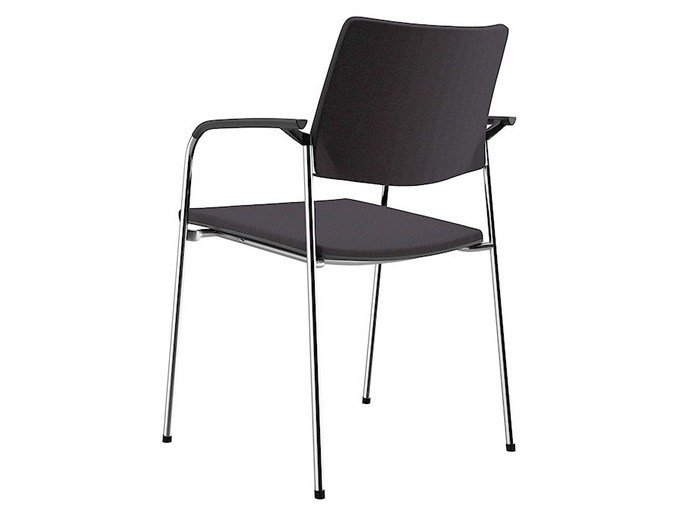 Stackable chair with linking device FIRST CHOICE by Brunner