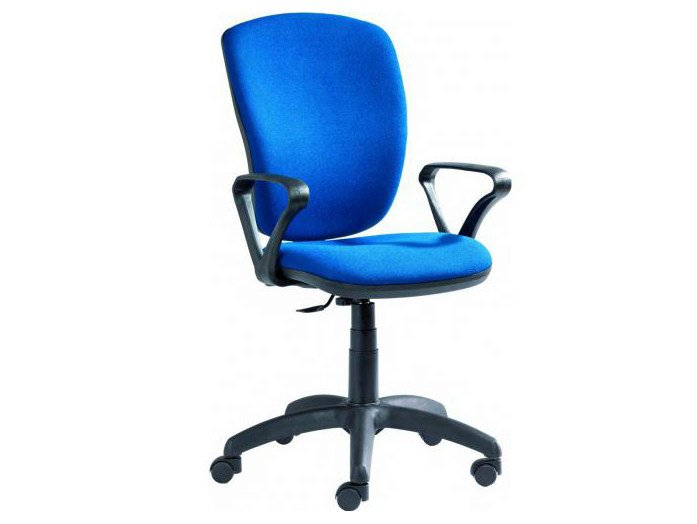 Ergonomic task chair with armrests MIRAGE by Castellani.it
