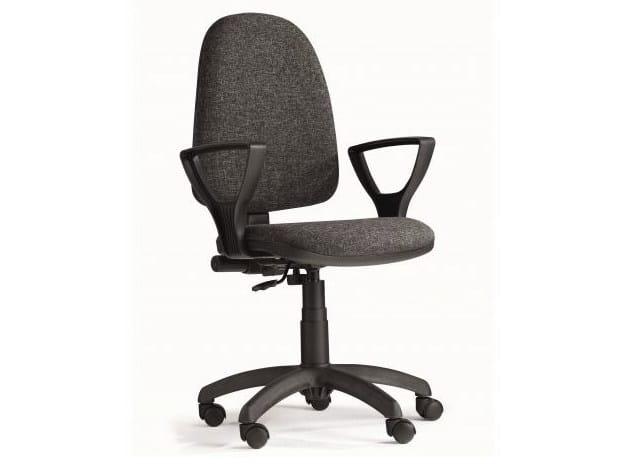 Sedia ufficio operativa ergonomica TORINO ECO By Castellani.it
