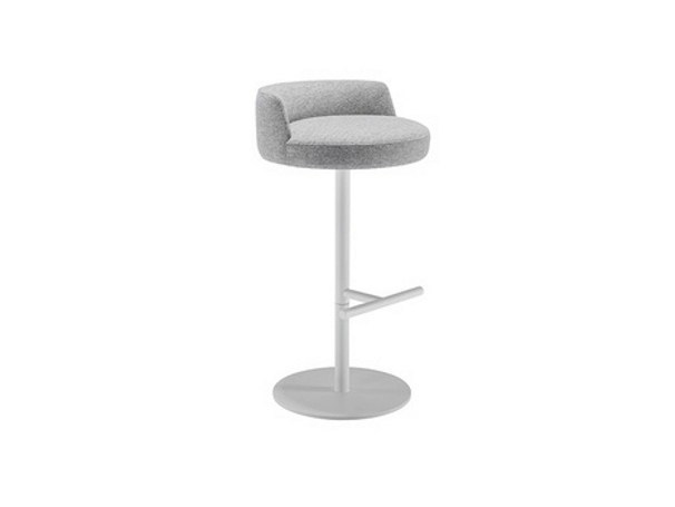 Barstool with footrest BANC | Stool by Brunner
