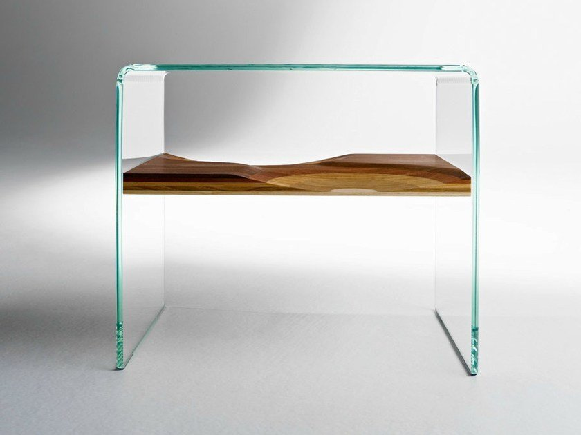 Side table BIFRONTE | Coffee table by horm