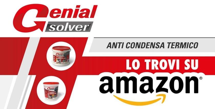 Pittura antimuffa e anti-condensa Anticondensa lo puoi acquistare su AMAZON!