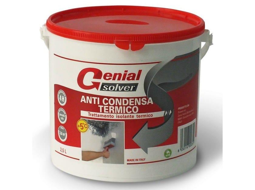 Pittura antimuffa e anti-condensa Confezione da 2,5 litri