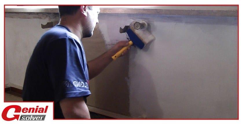 Pittura antimuffa e anti-condensa Come si applica?
