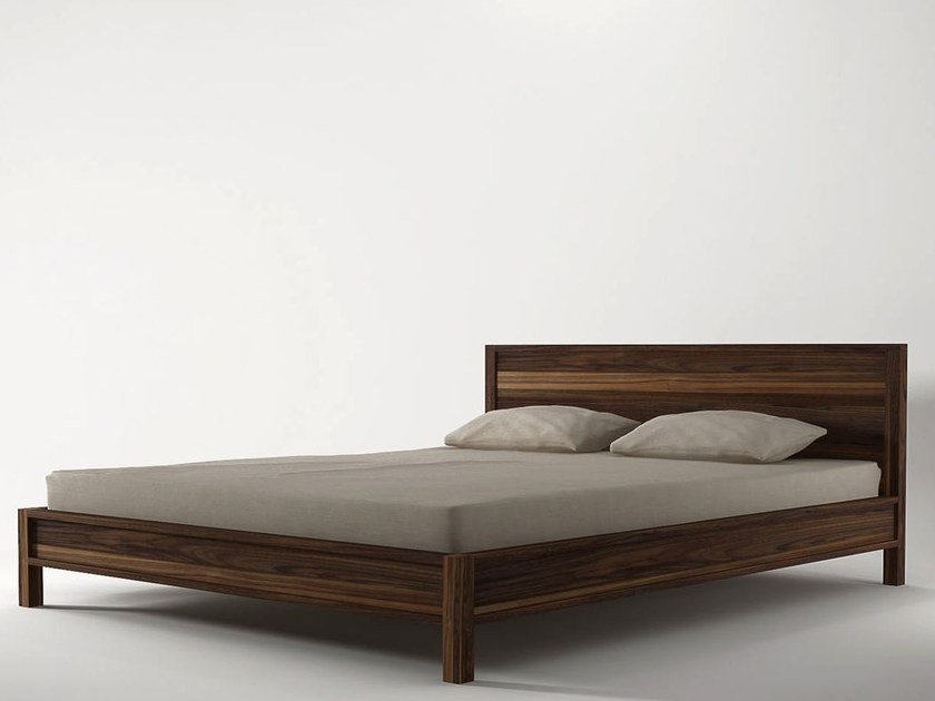 Wooden king size bed SOLID | King size bed by KARPENTER