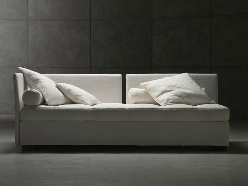 Fabric sofa bed ISOLONA by Casamania & Horm