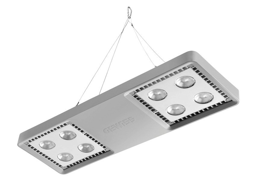 LED industrial ceiling light SMART [4] LB HB by GEWISS