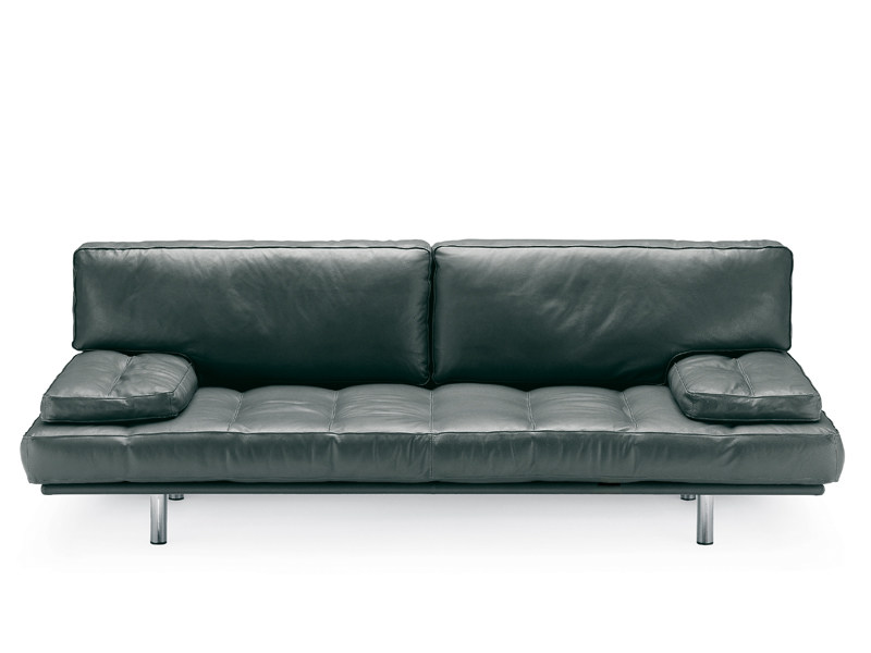 Leather sofa MILANO | Sofa by Zanotta