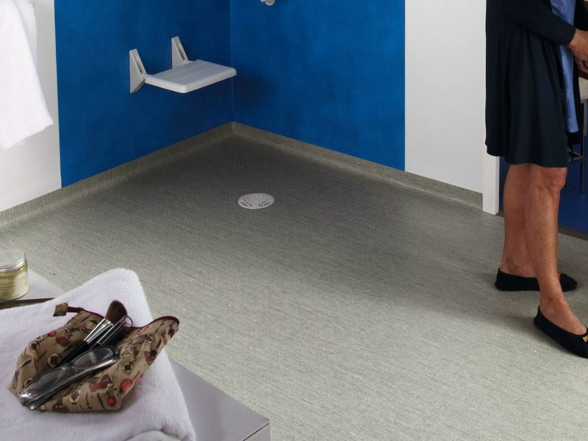 Resilient vinyl flooring ACCZENT EVOLUTION by TARKETT