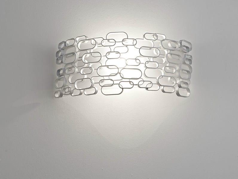 Halogen glass wall light GLAMOUR   Wall light by TERZANI