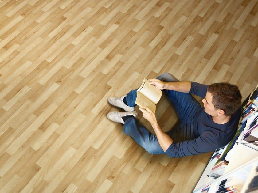 Resilient vinyl flooring ACCZENT EXCELLENCE 70 OPAL by TARKETT