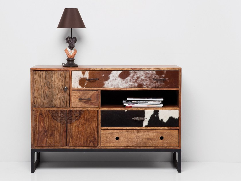 Decapé solid wood sideboard RODEO | Sideboard by KARE-DESIGN