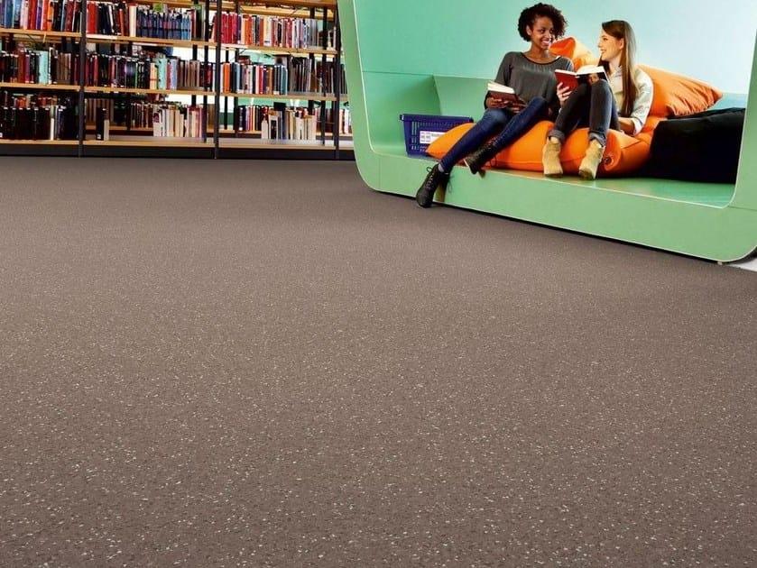 Resilient vinyl flooring Primo Premium by TARKETT