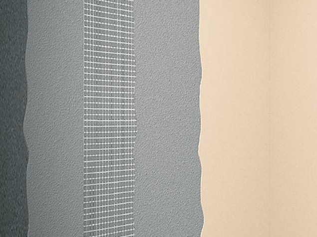 Mesh for plaster and skimming Mortar and Plaster by Gavazzi