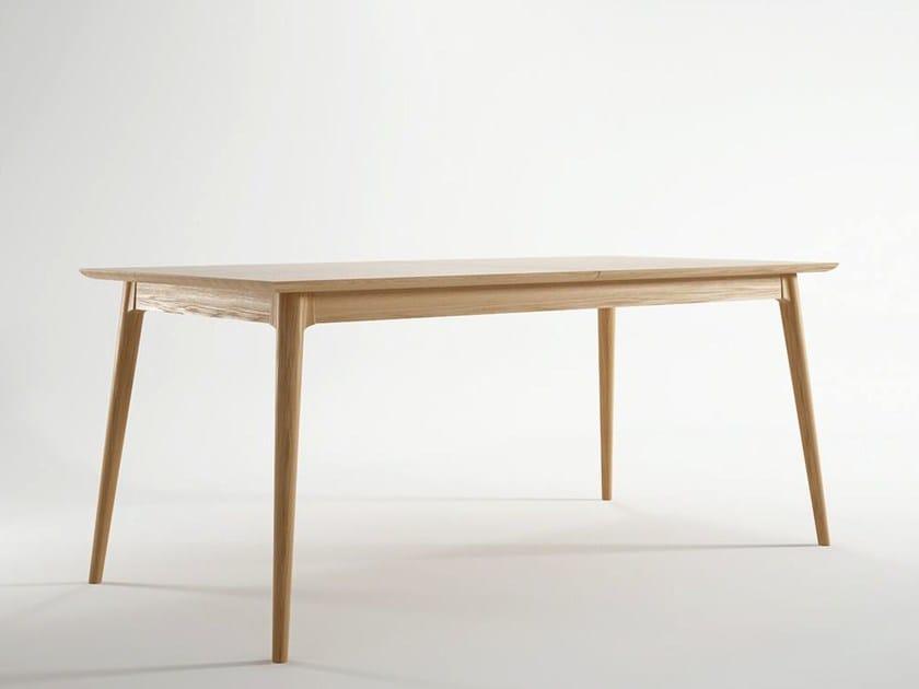 Tavoli Da Salotto Allungabili : Vintage tavolo allungabile by karpenter design hugues revuelta